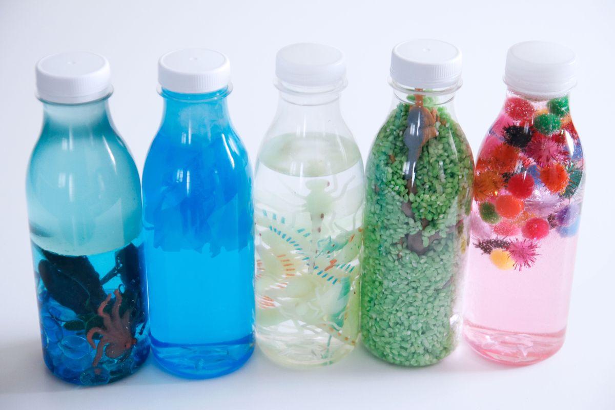 Botellas-sensoriales